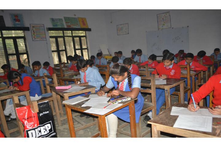 Ops International School-Classroom