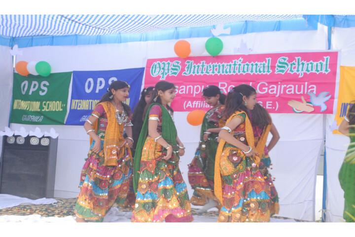 Ops International School-Cultural Fest