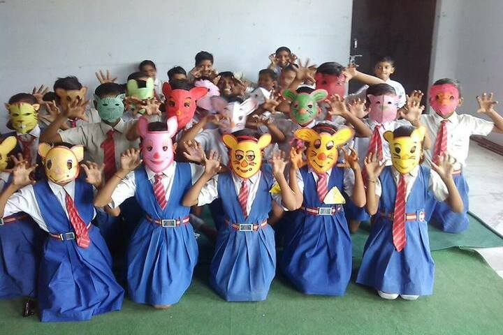 Ops International School-Face painting