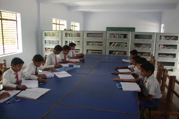 Ops International School-Library