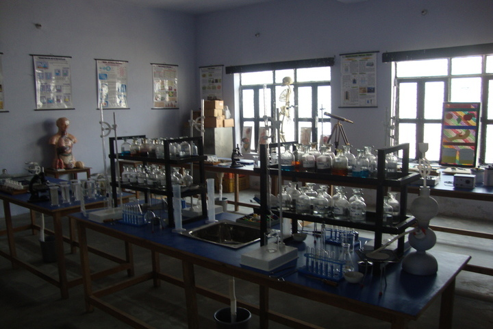 Ops International School-Physics Lab