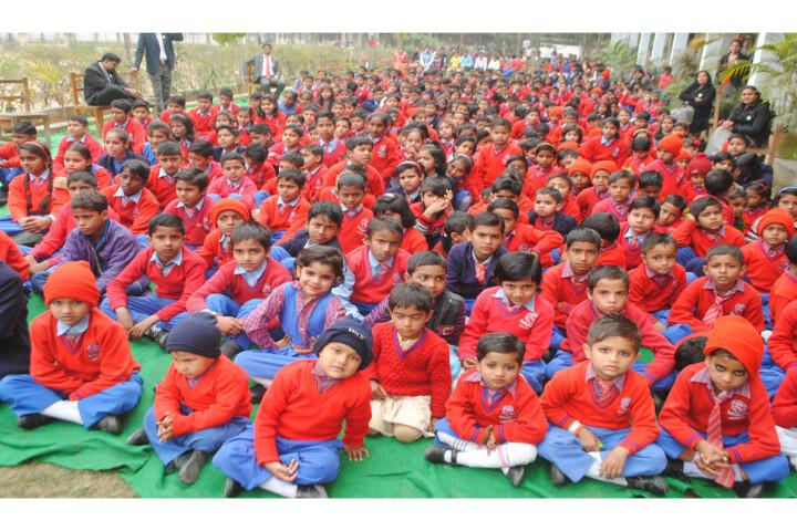 Ops International School-Red Day Celebrations