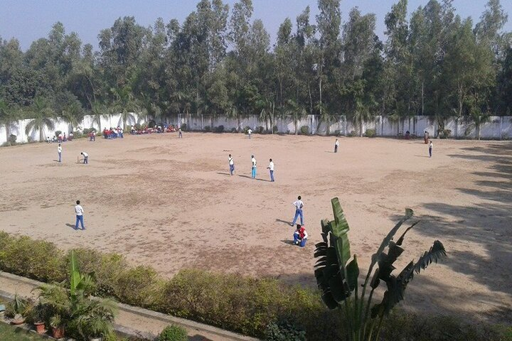 Ops International School-School Playground