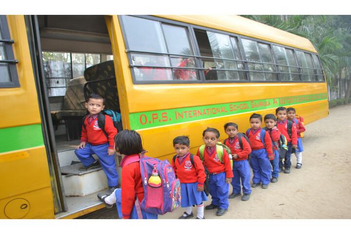 Ops International School-Transport
