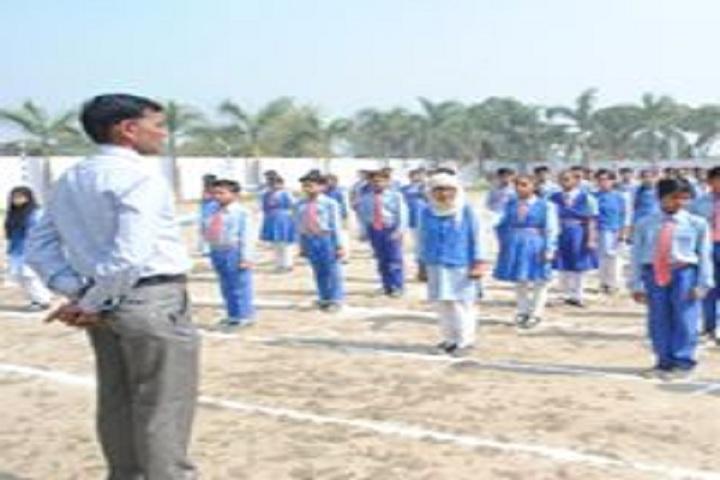 Ops International School-Morning Assembly
