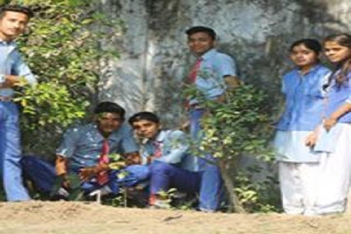 Ops International School-Tree Plantation