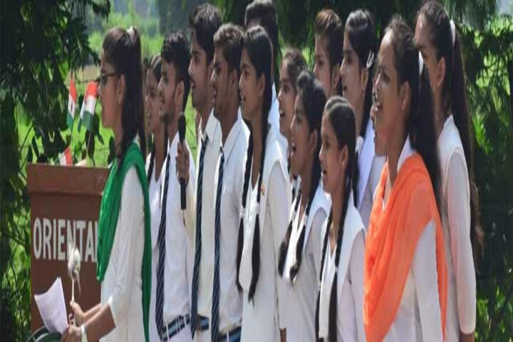 Oriental Institute Senior Secondary School-Independence Day Celebrations
