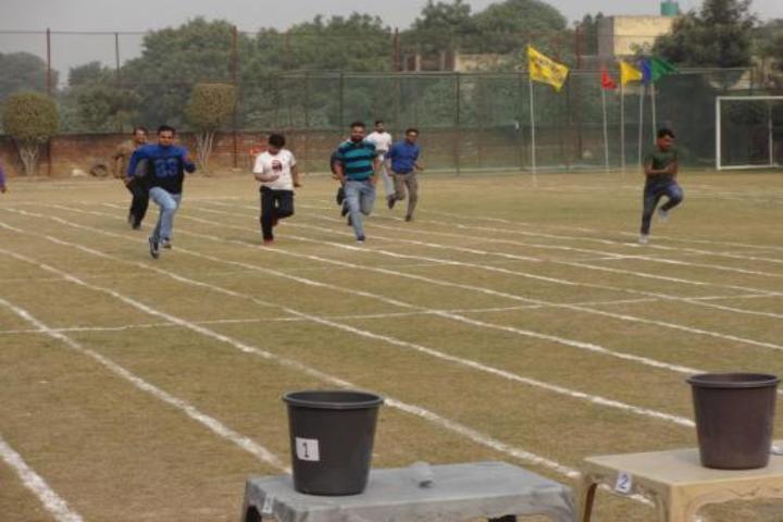 Oxford Green Public School - Sports