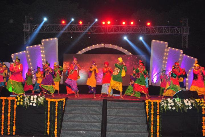 P M S Public School-Cultural Fest
