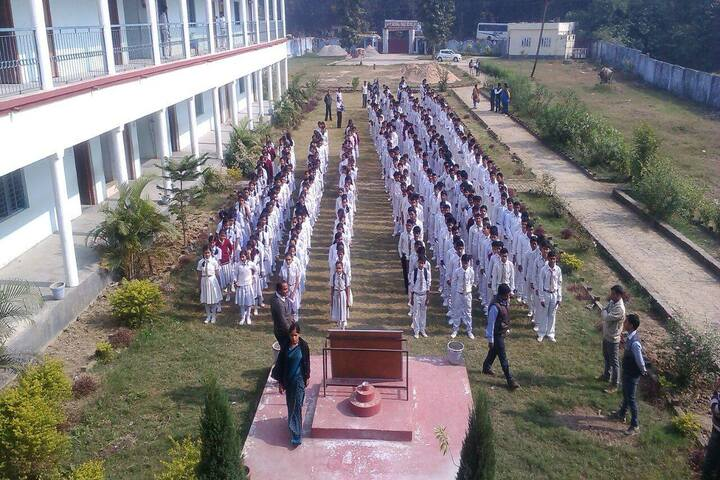 P N National Public School-Morning Assembly