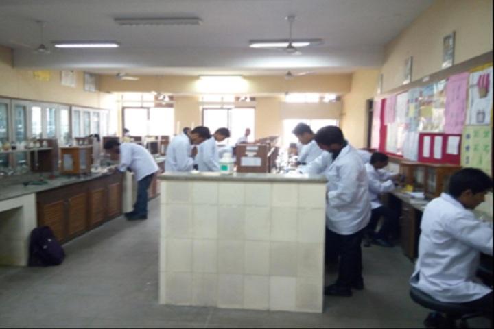 Panchsheel Balak Inter College-Chemistry lab