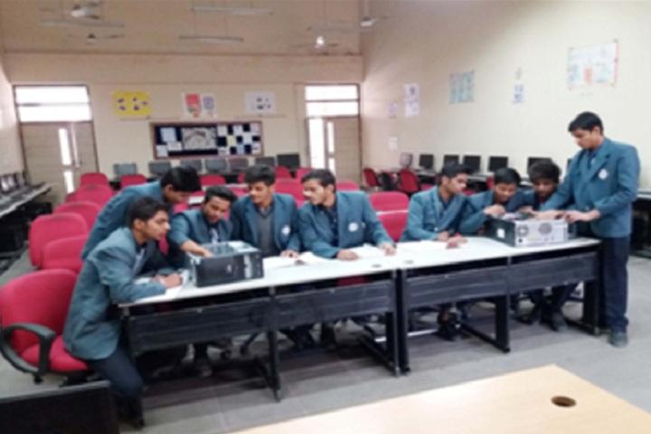 Panchsheel Balak Inter College-Computer Lab