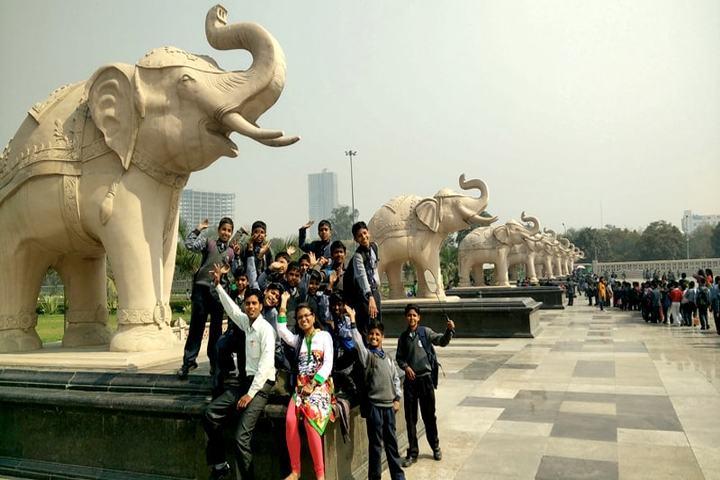 Panchsheel Balak Inter College-Educational Tour