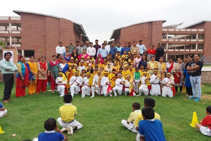 Panchsheel Balak Inter College-Krishnastami Celebrations