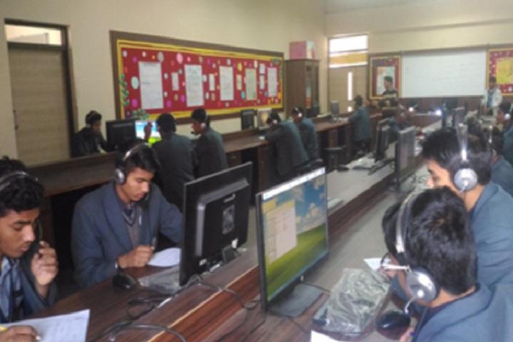 Panchsheel Balak Inter College-Language Lab