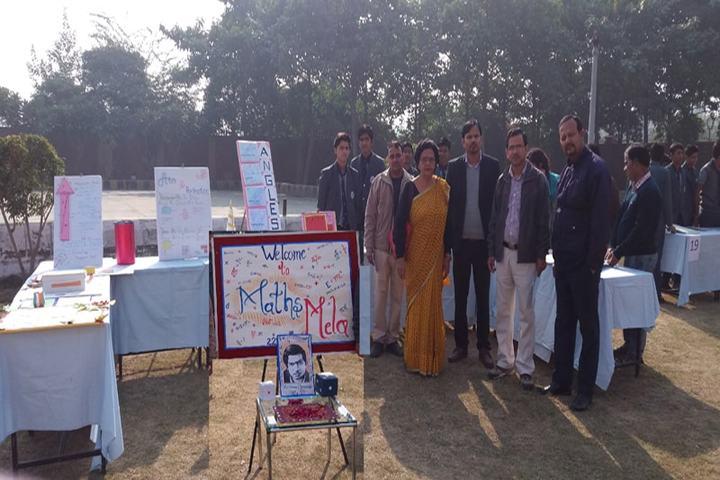 Panchsheel Balak Inter College-Maths Mela