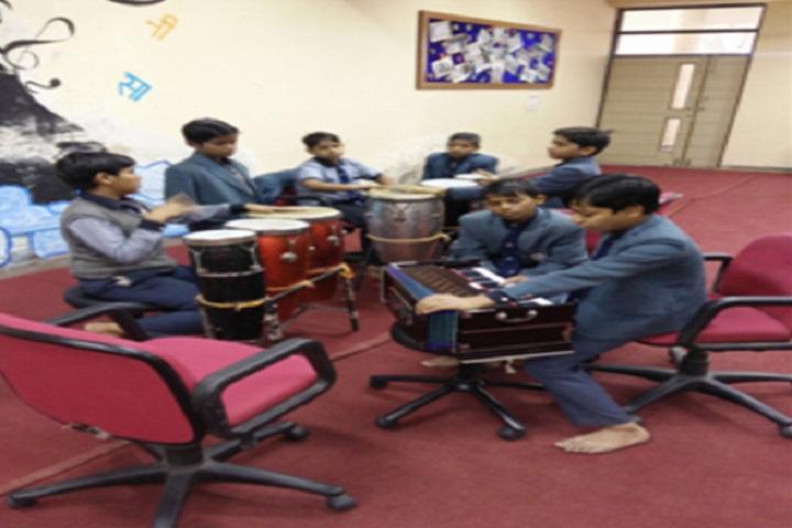 Panchsheel Balak Inter College-Music Lab