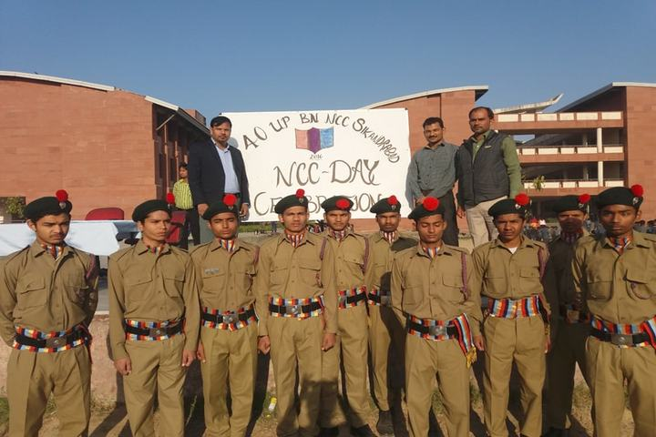 Panchsheel Balak Inter College-NCC Day