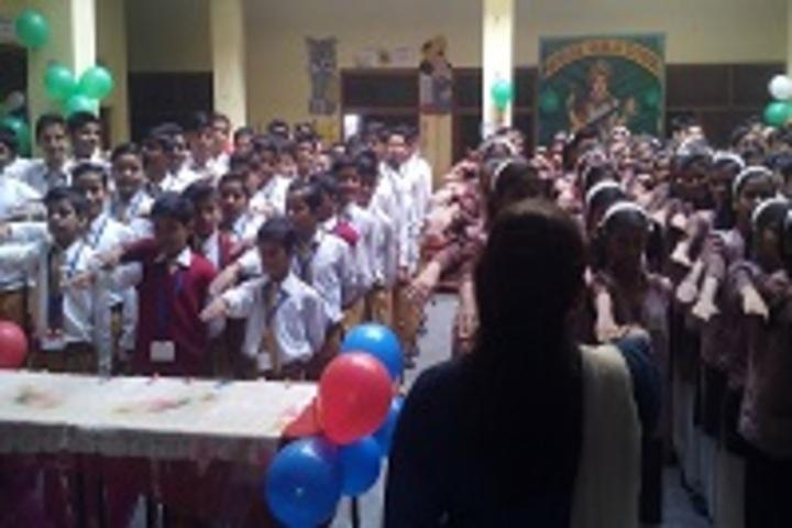 Paradise Public School-Morning Assembly