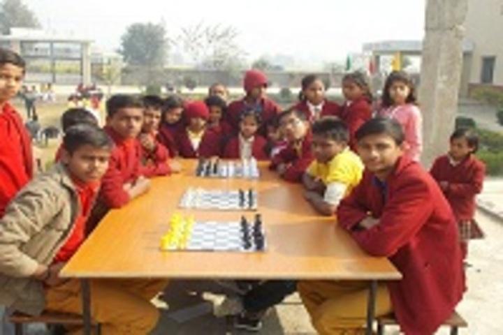 Paradise Public School-Indoor Games