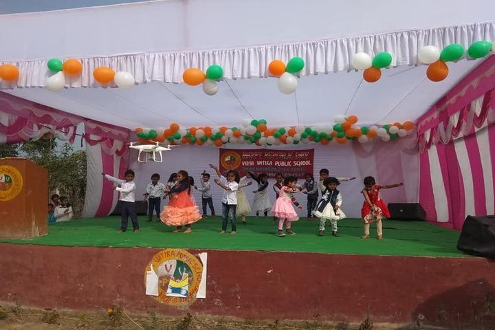 Vidya Vatika Public School-Dance
