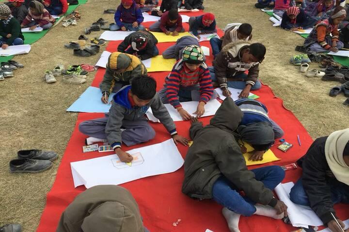 Vidya Vatika Public School-Drawing