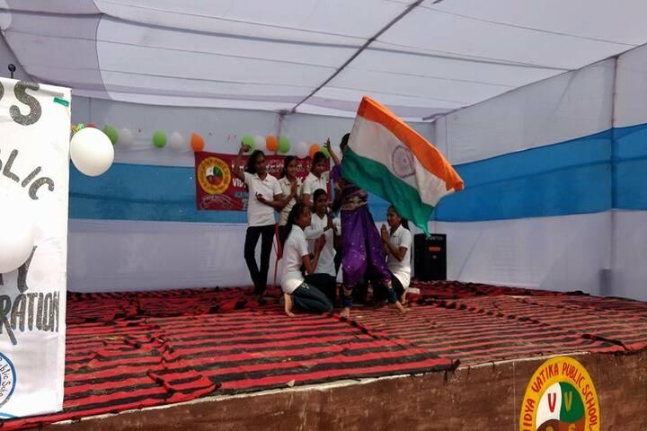 Vidya Vatika Public School-Independence Day