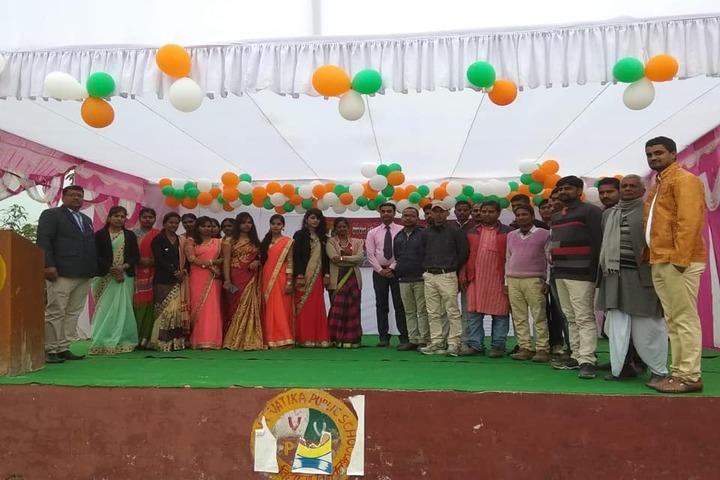 Vidya Vatika Public School-Staff