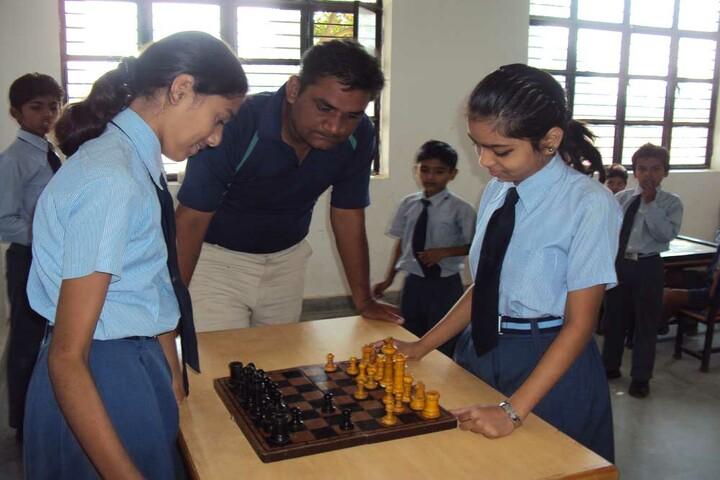 Param Public School-Chess