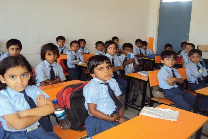 Param Public School-Classroom