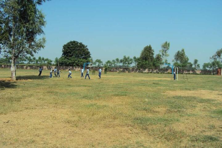 Param Public School-Ground