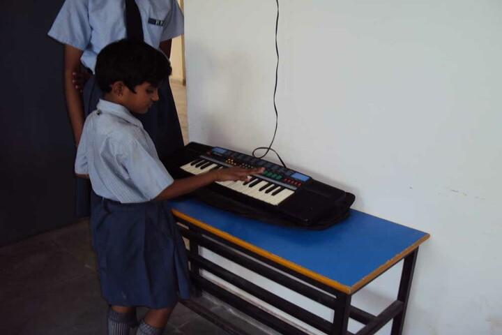 Param Public School-Music class