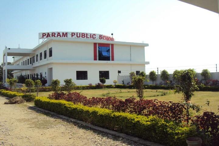 Param Public School-School building