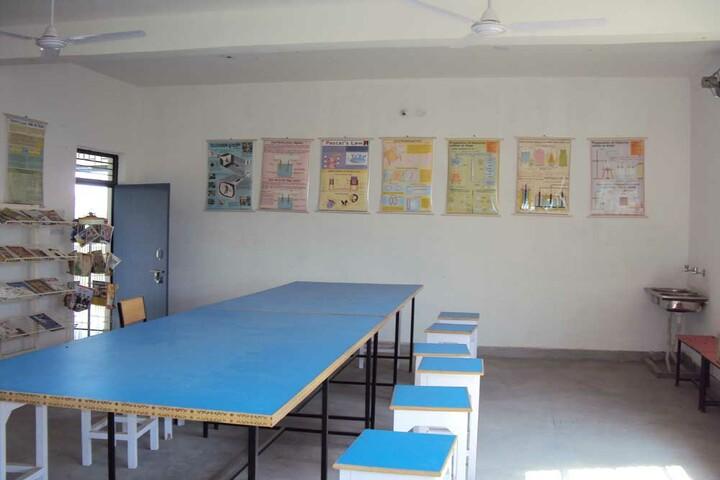 Param Public School-Science lab