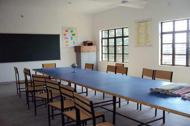 Param Public School-Social lab