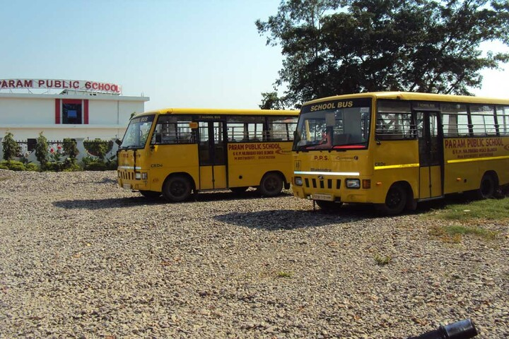 Param Public School-Transport