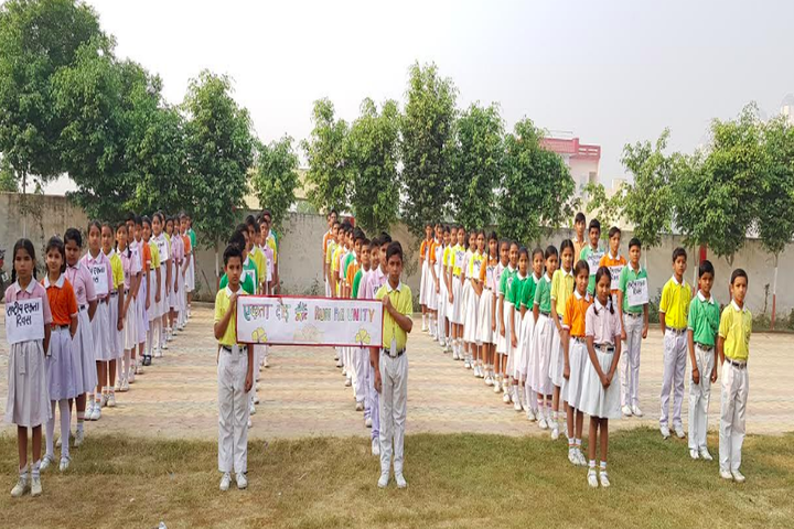 Paras Public School-Morning Assembly