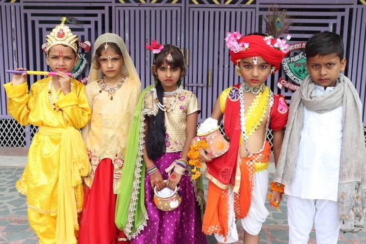Parvez Khan Sajida Public School - Fancy dress