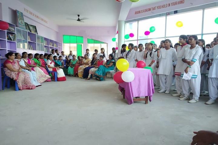 Parvez Khan Sajida Public School - Teachers day celebrations