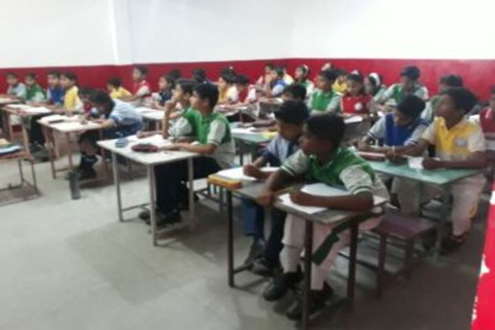 Patanjali Junior High School-Classroom