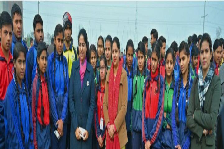 Patanjali Junior High School-Group Photo