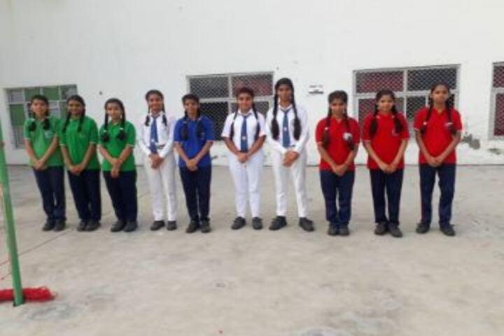 Patanjali Junior High School-Sports Day