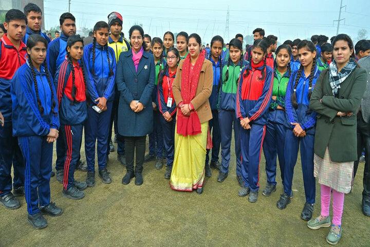 Patanjali Junior High School-Tour