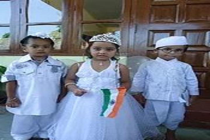 Paul International School-Independence Day Celebration