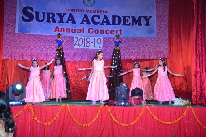 Pintoo Memorial Surya Academy-Annual Concert