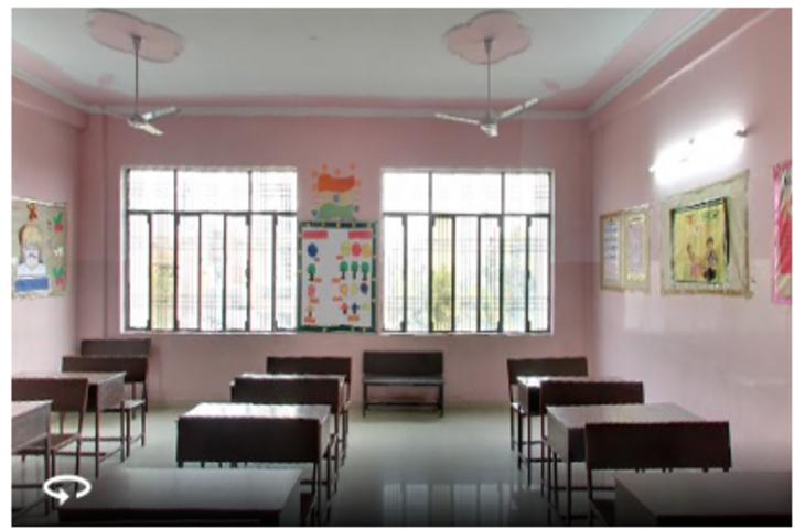 Pintoo Memorial Surya Academy-Classroom