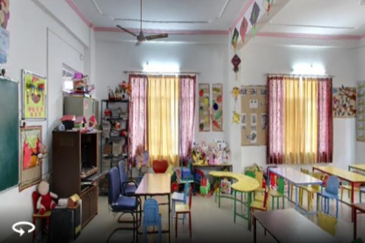 Pintoo Memorial Surya Academy-KG Classroom