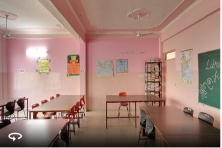 Pintoo Memorial Surya Academy-Library