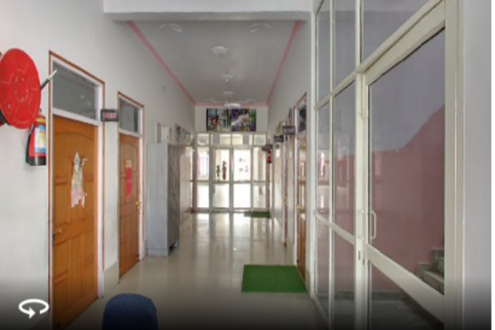 Pintoo Memorial Surya Academy-School Corridoor