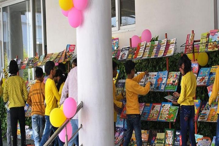 Pioneer Montessori Inter College-Book Exhibition